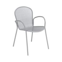 EMU-ronda-sedia-grigio-forma-design