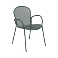 EMU-ronda-sedia-verde-forma-design