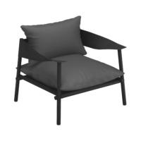 EMU-terramare-poltrona-nero-forma-design