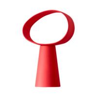 Miniforms-eclipse-lampada-rosso-forma-design