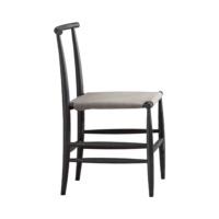 Miniforms-pelleossa-sedia-nera-forma-design