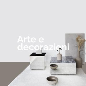 Arte e Decorazioni