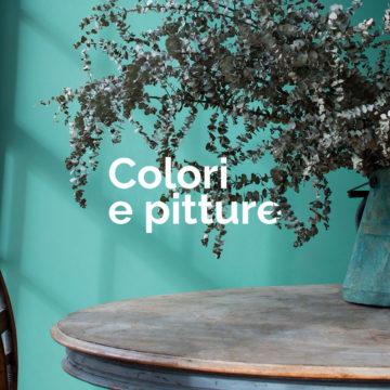 Colori e Pitture