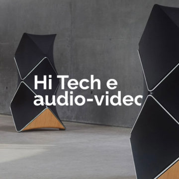 Hi Tech e Audio-Video