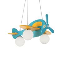 ideal-lux-avion-azzurro forma-design