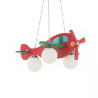 ideal-lux-avion-rosso forma-design