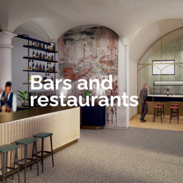 Cafe and Restaurants