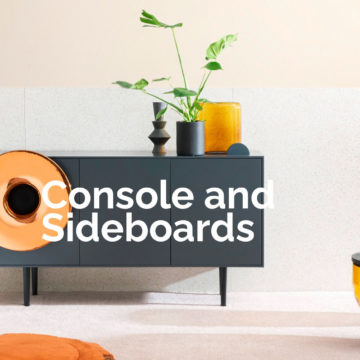 Console and Sideboards