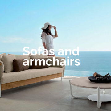 Sofas and Armchairs Outdoor