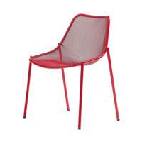 Emu-sedia-round-rosso-forma-design