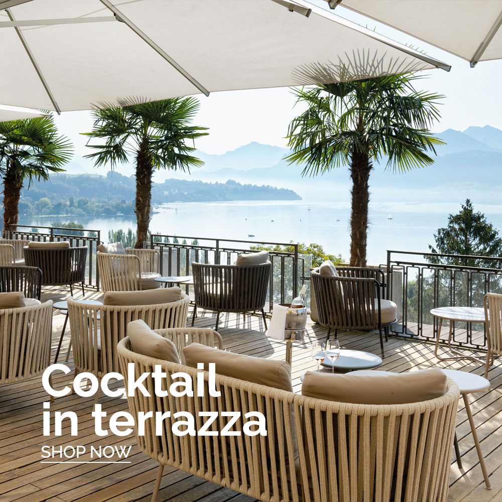 Forma Design - Shop by The Look - Cocktail in terrazza