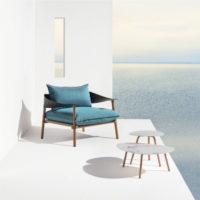 emu-poltrona-terramare-marrone-azzurro-forma-design