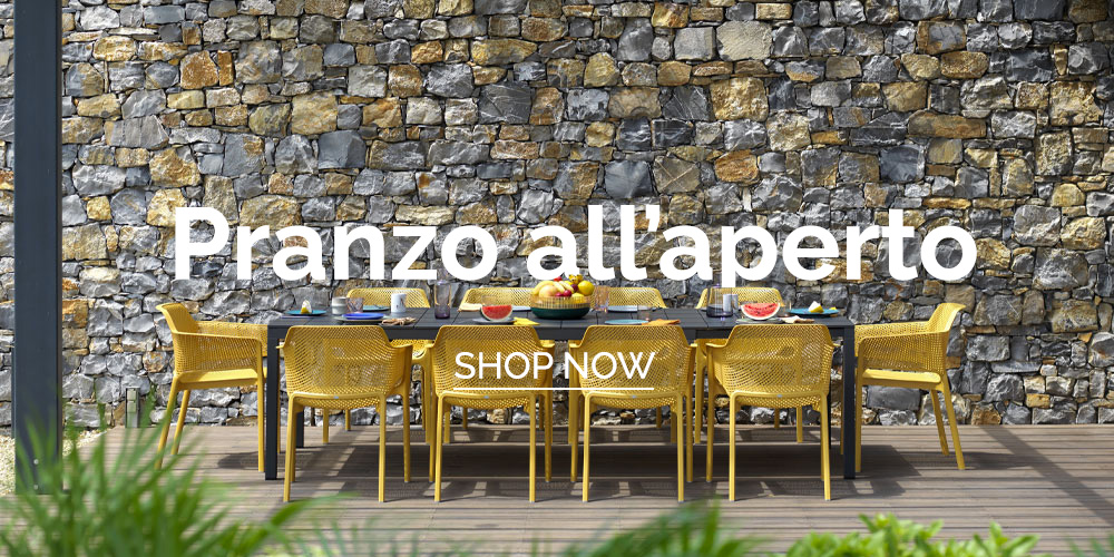 Pranzo all'aperto - Shop by the look