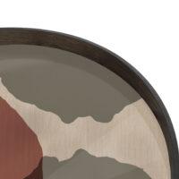 vassoio da tavola_table_tray_20439_Overlapping_Dots_glass_tray_det01_cut_WEB