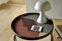 20908_Pinot_Combined_Dots_tray_20328_Round_tray_coffee_table_vassoio da tavola_table_tray