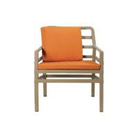 nardi-aria-avana-arancione-forma-design