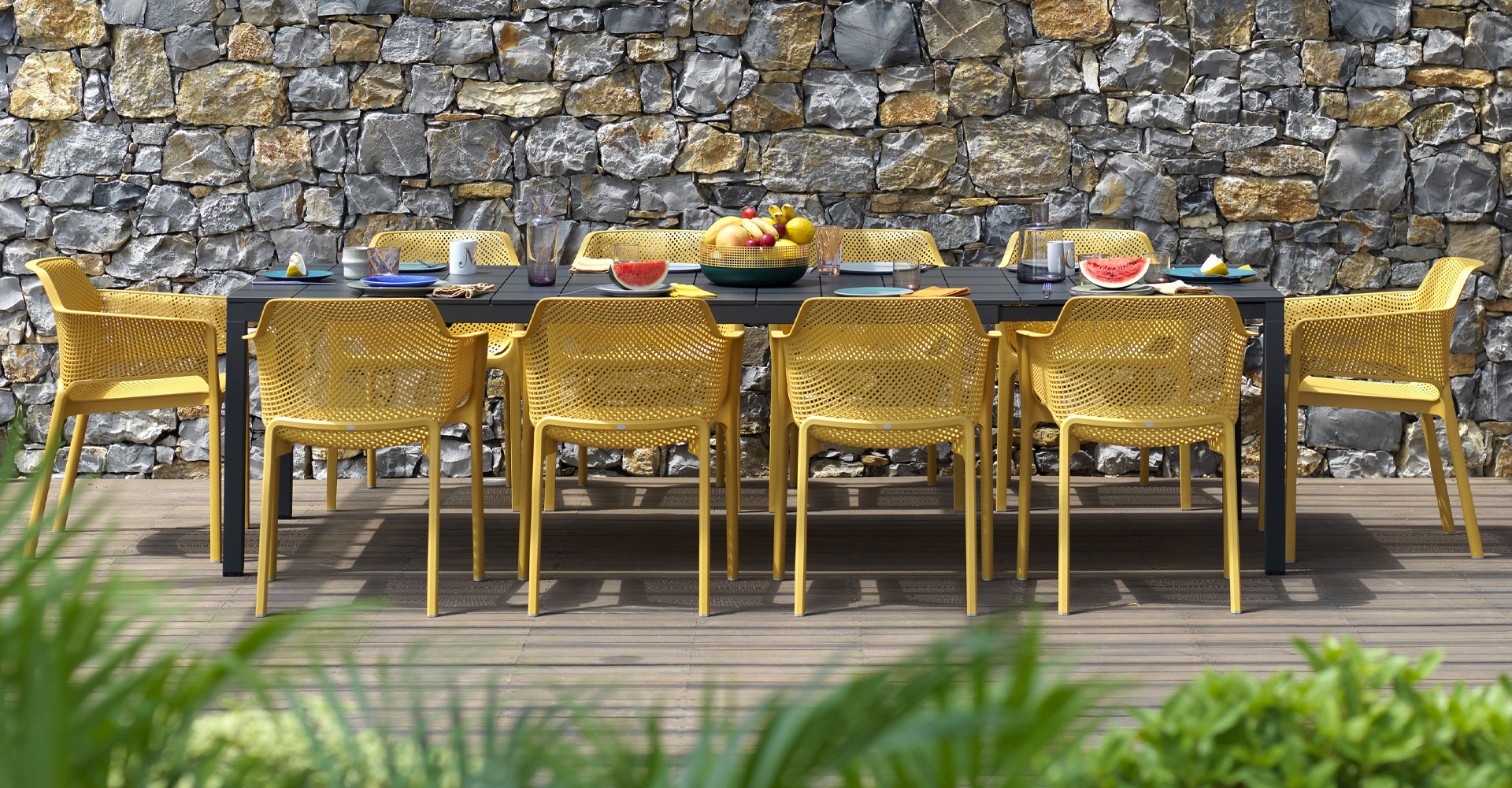 Forma Design - Shop by The Look - Pranzo all'aria aperta