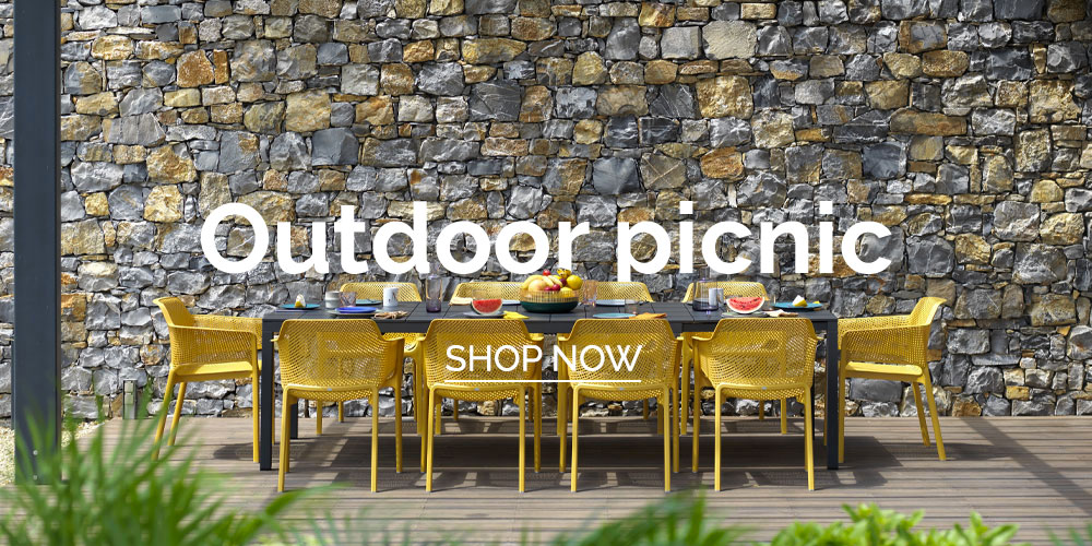 Forma Design - Shop by The Look - Outdoor picnic